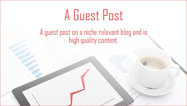 Guest Blogging, link building through guest post: Here's how to do it better
