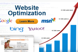 optimize a web page for seo