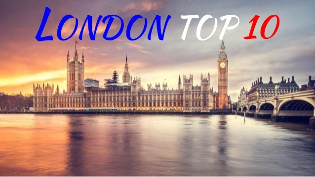 10 Places to visit in London