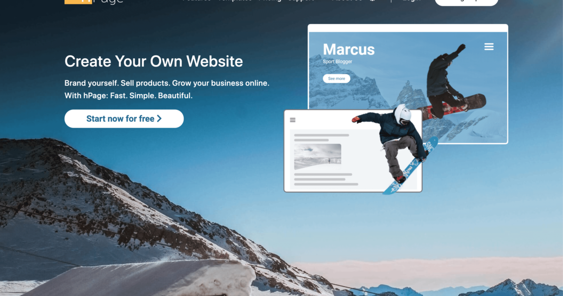 Build a Professional Website With These Features