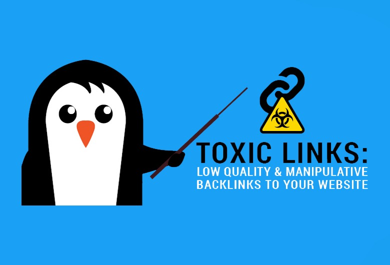 Toxic links: how to find them and how to clean up your link profile