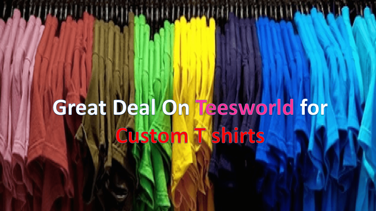 , Corporate T Shirts – Use as a Uniform or Promotion