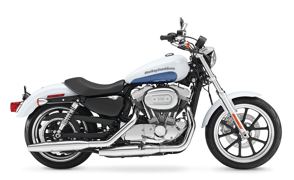 Harley-Davidson 1200 Custom: Another addition to the Sportster line-up
