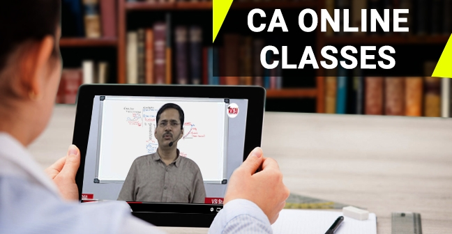 Best CA Inter Online Classes & Pendrive Classes