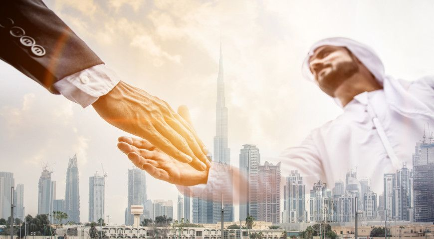 The Type of Business Sponsors available in Gulf Region
