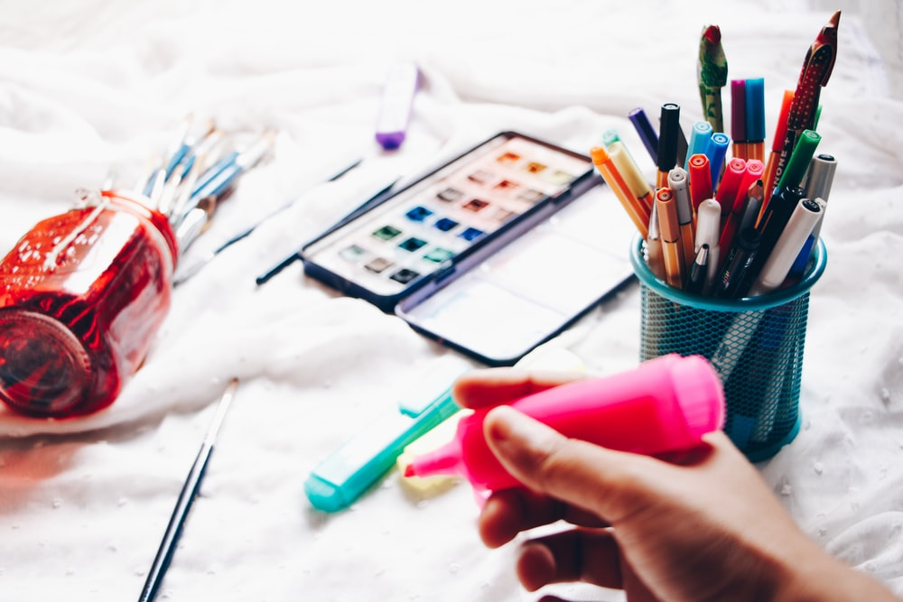 Stationery Items, 6 Best Stationery Items For Every Blogger