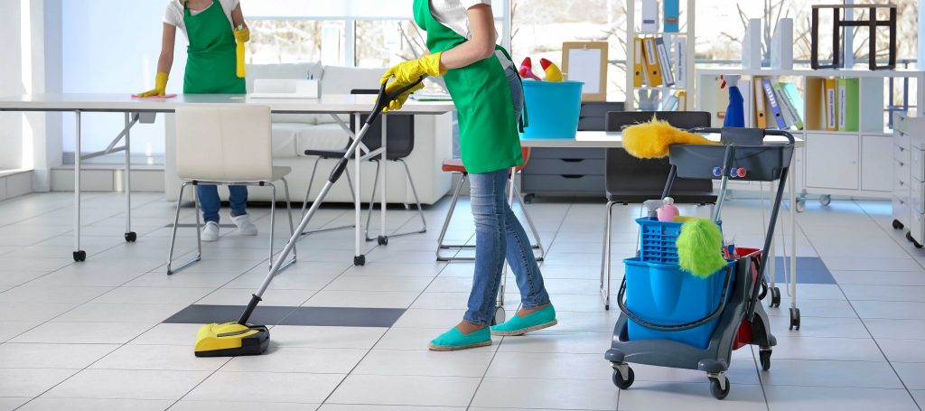 Swift Through your house with an End of Tenancy Cleaning Watford