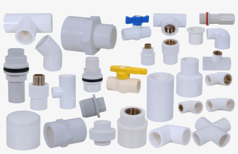 What Are the Key Features of UPVC Pipes & Fittings?
