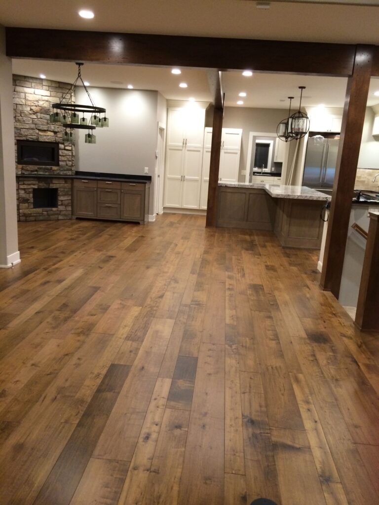 """Which flooring is the most durable?"""""""