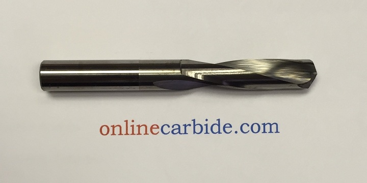 Bits From Online Carbide, a Solid Carbide Drill Manufacturer