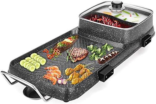 , The Case for a Portable Electric Grill