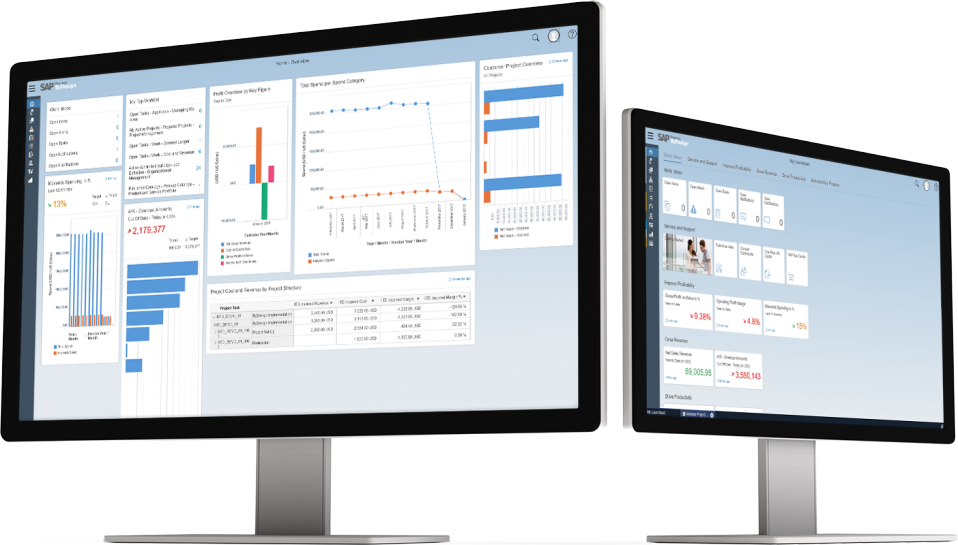, Why is SAP Business ByDesign the Best ERP Software for SMEs?