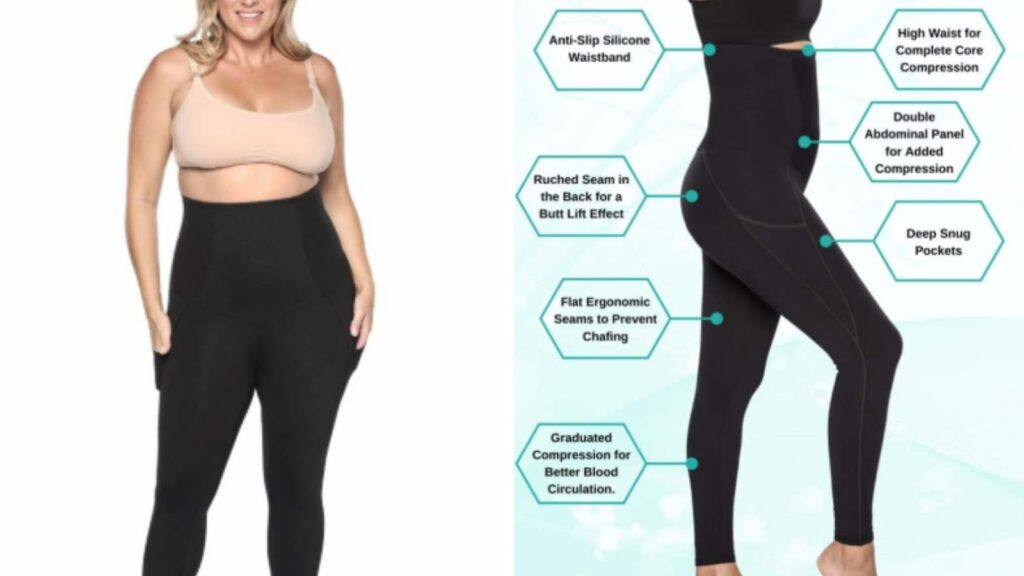 The Multiple Benefits Of Wearing Compression Leggings to the Gym