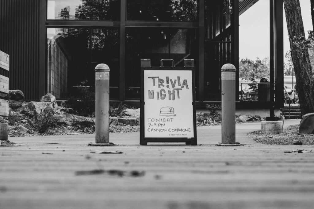 Trivia is the Best Activity for Any Event