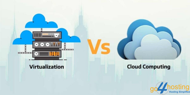 Virtualization vs Cloud Computing: What's the Difference?