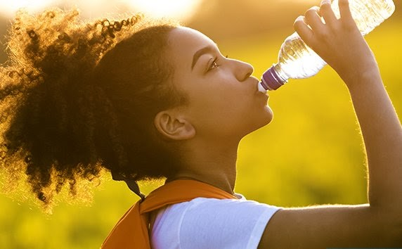 What Takes Place While you Drink Water?