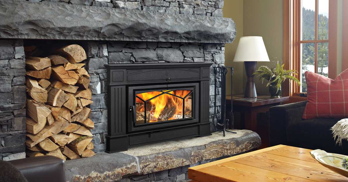 , Buy Wood Burning Fireplaces and More at Embers Living