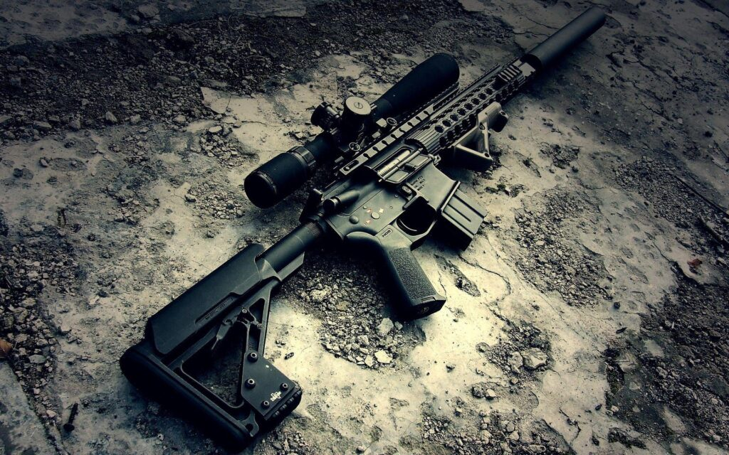 Your First Airsoft M4 Rifle: Setup Process and Buying Guide