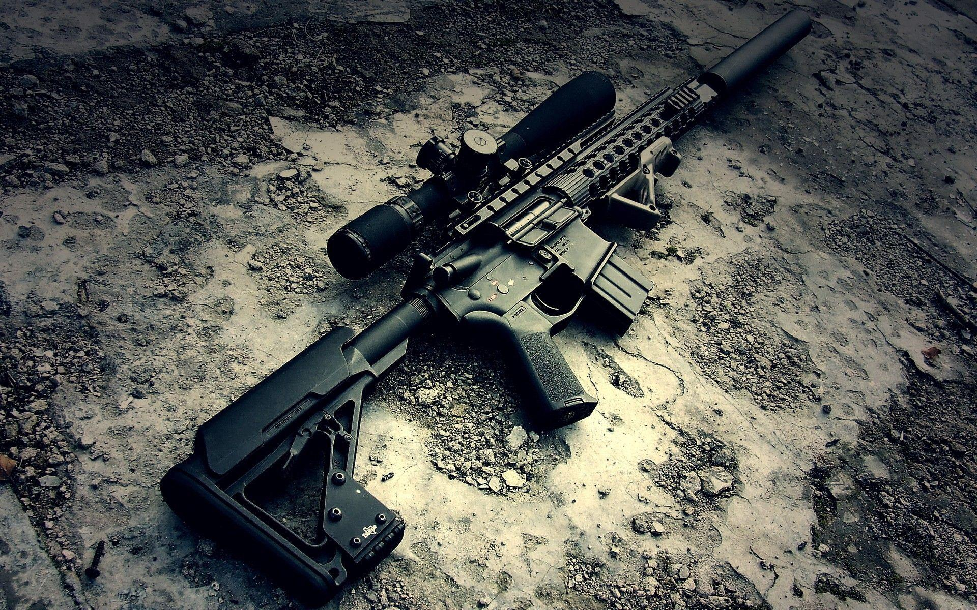 Your First Airsoft M4 Rifle, Your First Airsoft M4 Rifle: Setup Process and Buying Guide