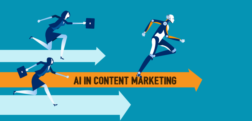 How Artificial Intelligence is Influencing Content Marketing