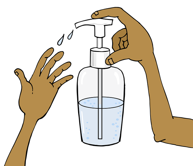 hand sanitizer, Some famous hand Sanitizer Brands in India