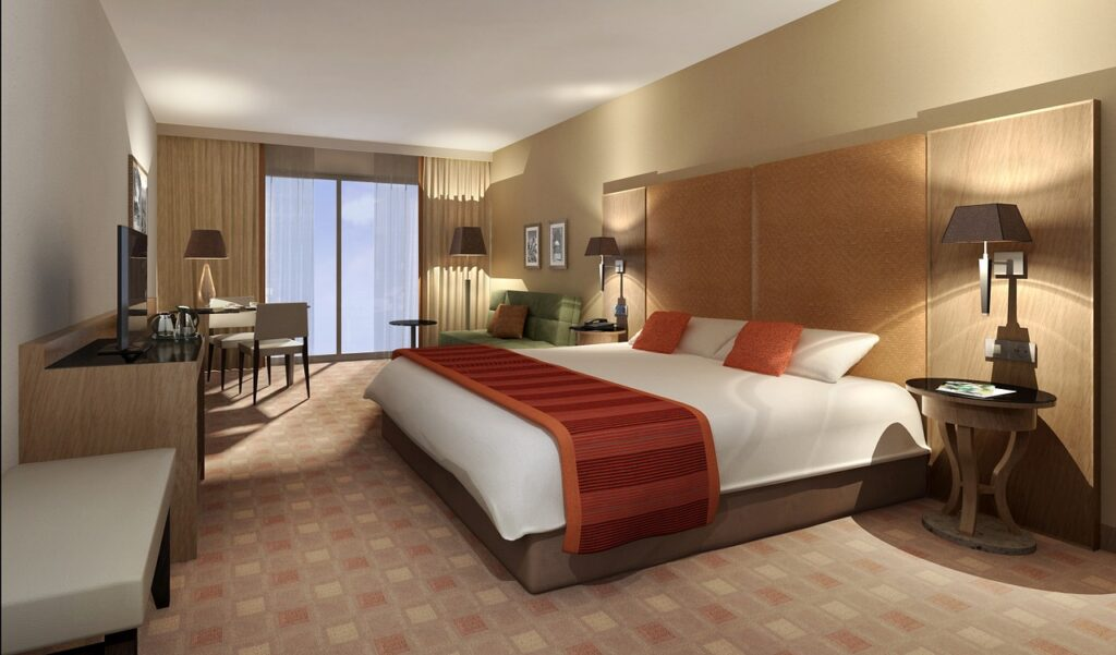 Top 5 mobile apps to book a budget hotel online