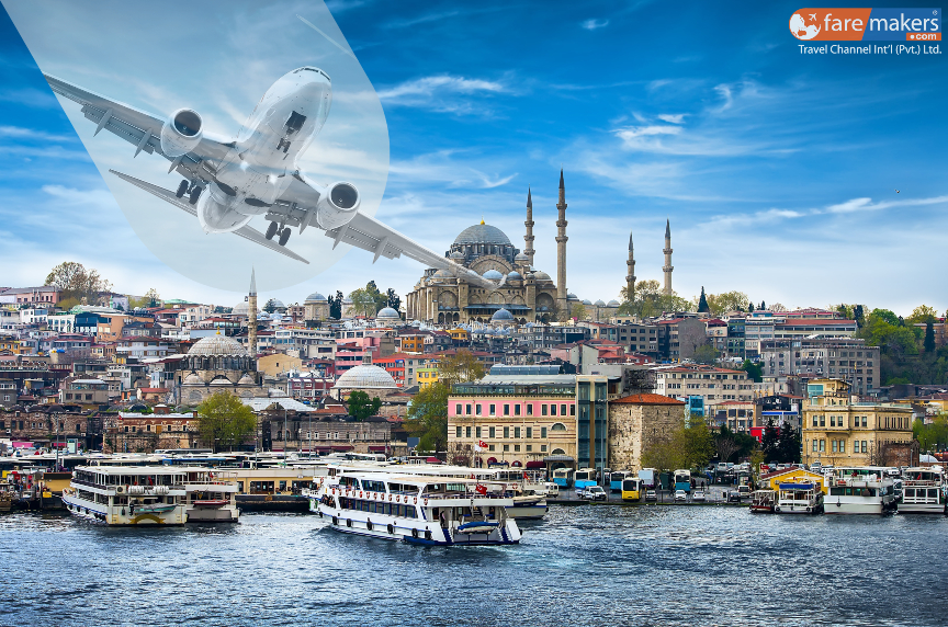 Which Airlines You Should Prefer Before Planning A Trip Of Turkey?