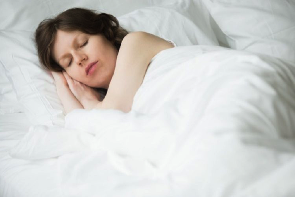How stomach sleepers can avoid neck stiffness and relieve pressure from the spine?