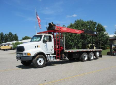 What Tips To Consider When Operating A Used Crane Truck?