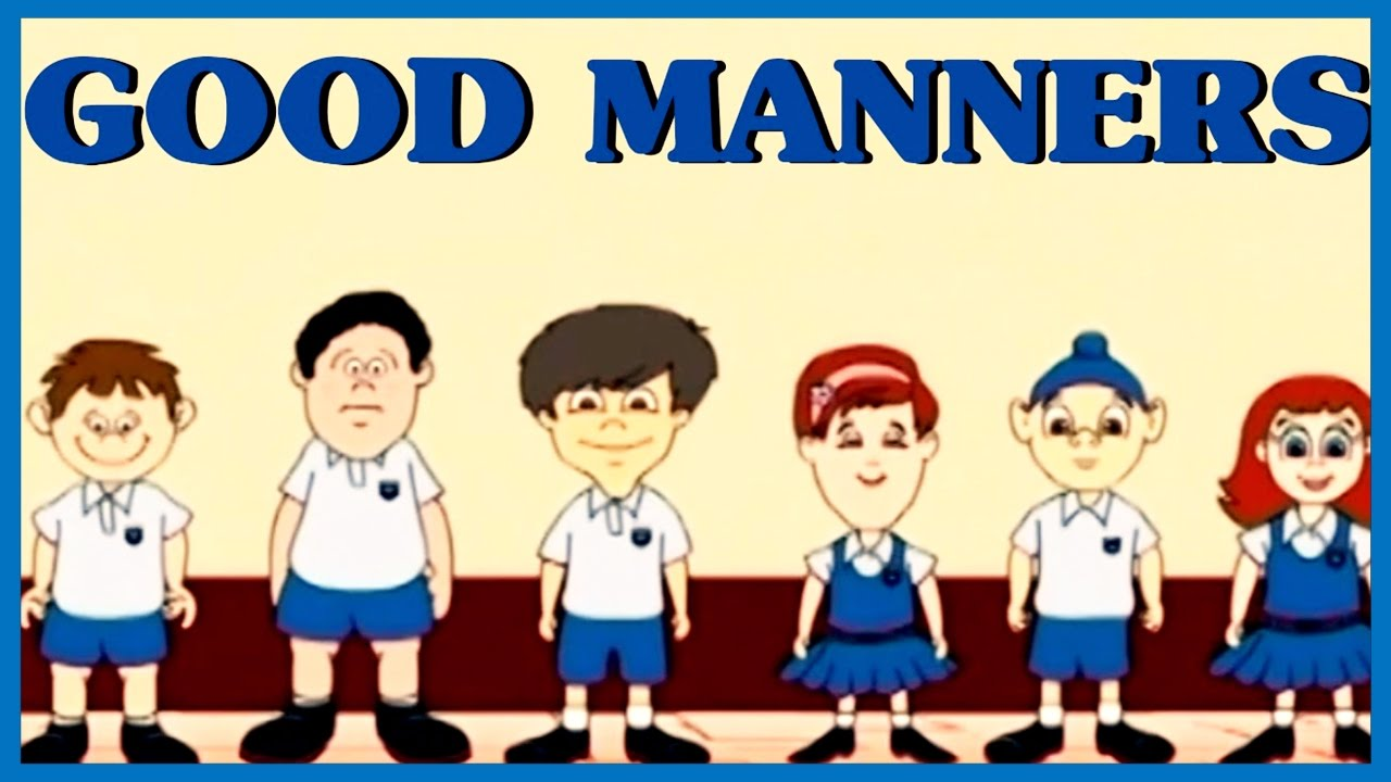 schools in Noida, Here's How You Can Inculcate Good manners In your Child