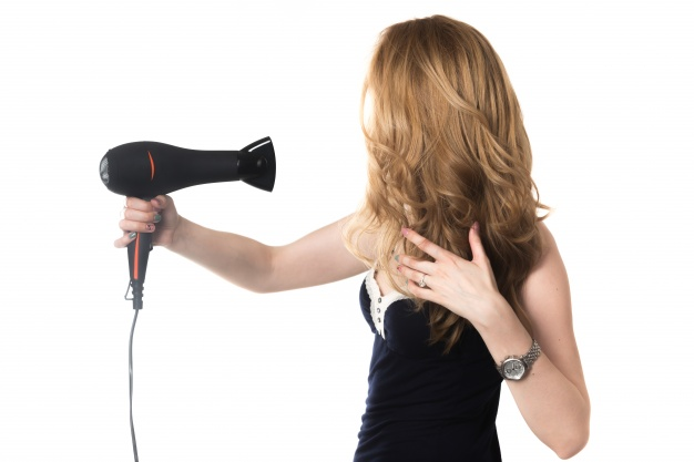 blow dry hair, Right Way to Blow Dry Your Straight Hair