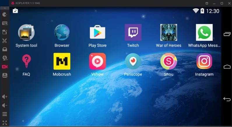 Android Emulator, List of top 5 Android Emulators for PC