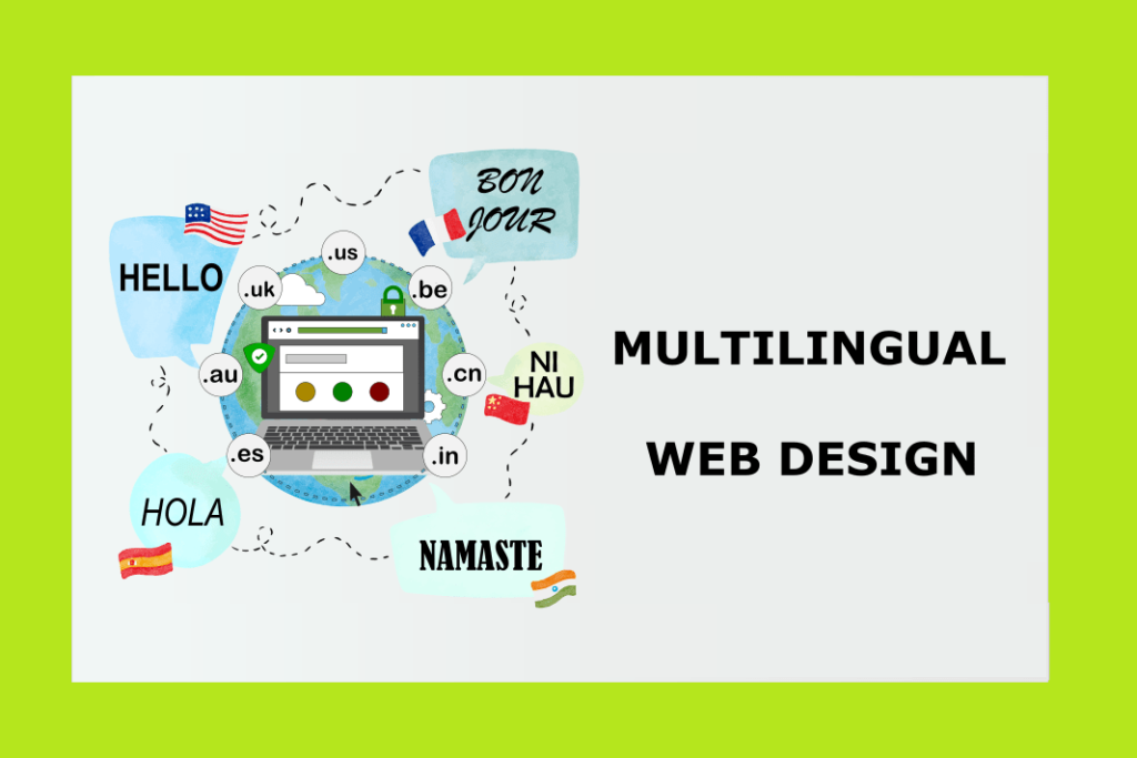 Points to Consider While Creating Multilingual Website Design