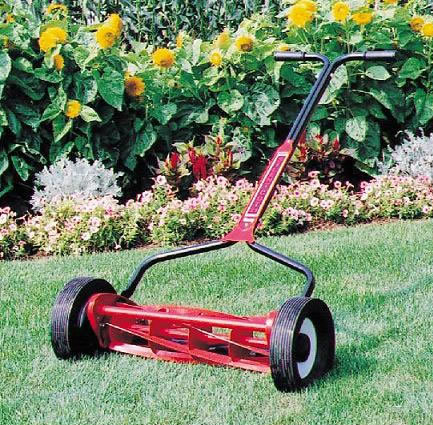 Benefits of A Push Reel Mower