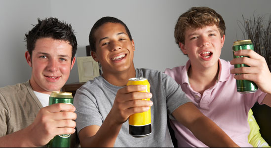 Five Things You Should Know About Teen Binge Drinking