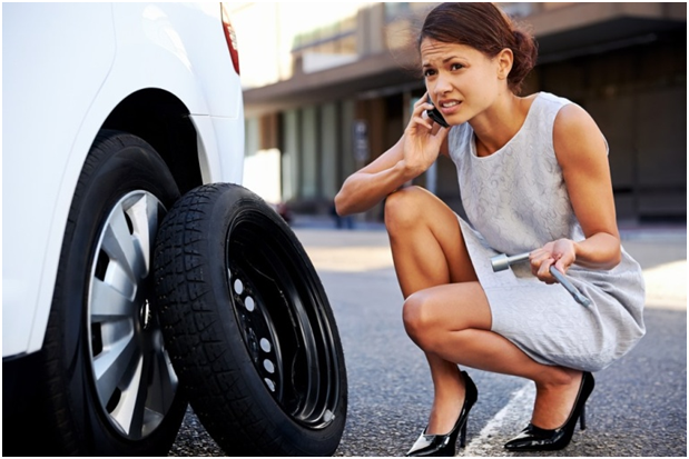 vehicle recovery service in Doha