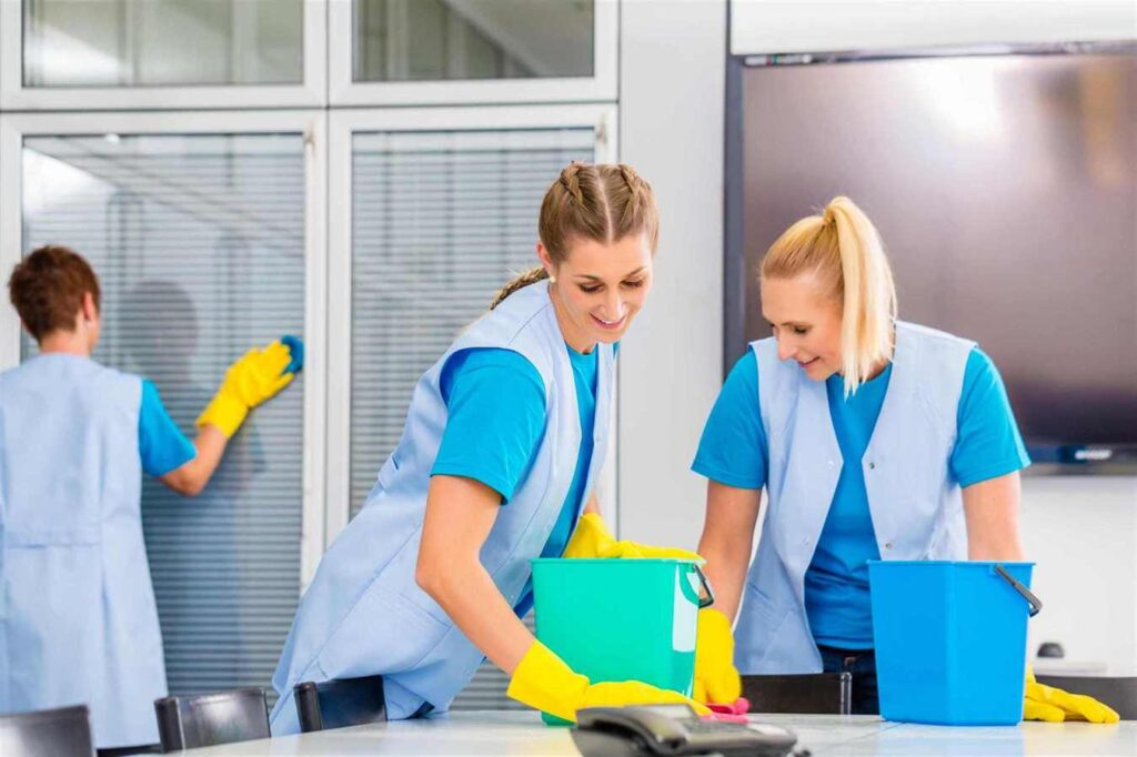 Why Do You Need Expert Office Cleaners in Slough?