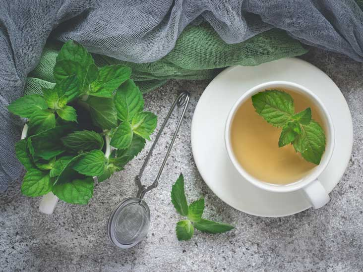 , How to Deal With Peppermint-ست پودینہ