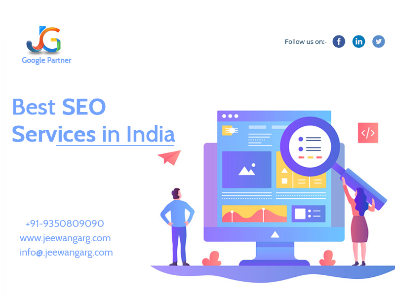 Prime Reasons to Avail SEO Services in India to Enhance Online Business