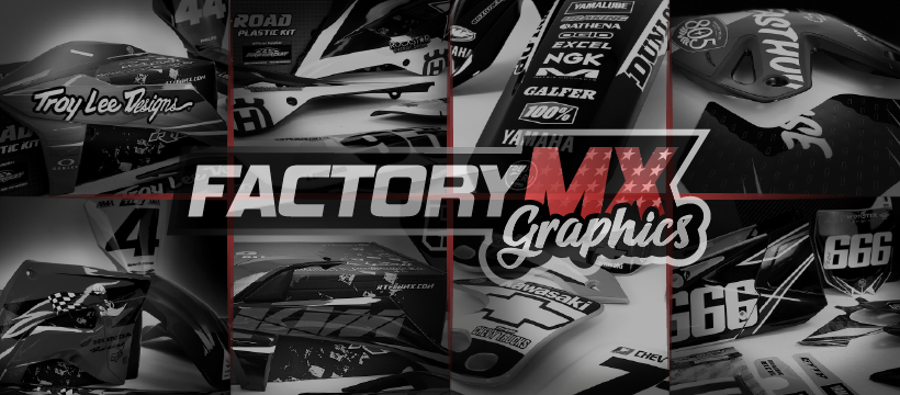 Full Graphics Kits For Your Dirt Biles in Dedicated Online Stores