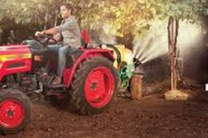 Mahindra Jivo 245 Tractor - Perfect Tractor For Indian