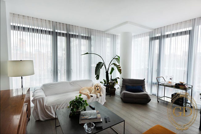 Roller shades, Roller Shades Bring Luxury to Home Decoration