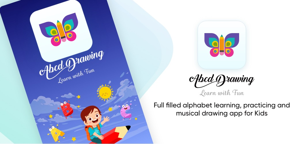 ABCD Drawing, Review: ABCD Drawing-Learn with Fun