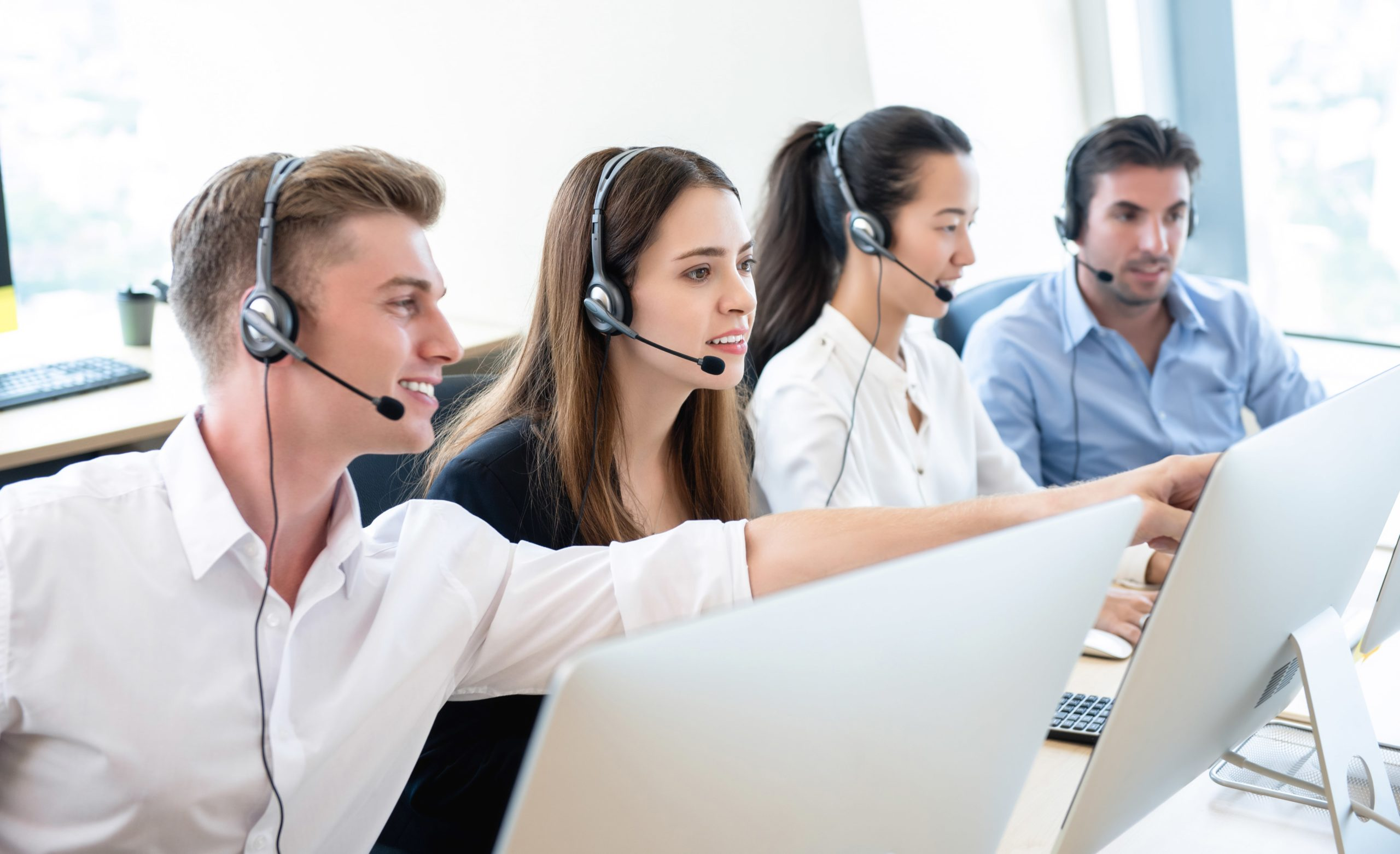 contact center software, No Time Like Now for Businesses to Switch to Call Center Software