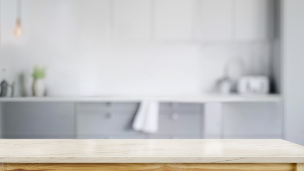 Countertop Ideas for Your Newly Built Kitchen