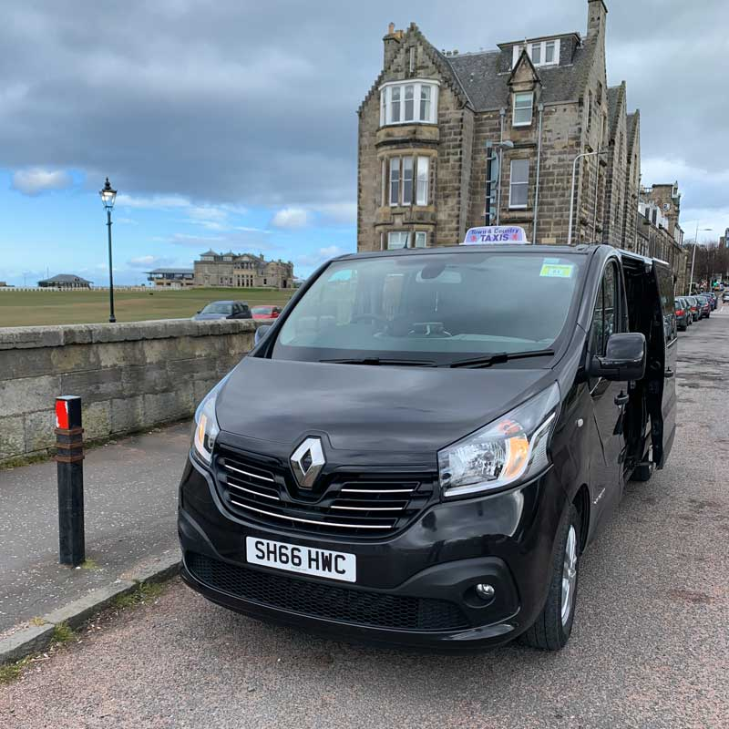 Taxi from Dundee to St Andrew, Benefits of Using a Taxi From Dundee to St Andrew
