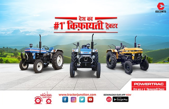 Powertrac Tractor, Why Powertrac Tractor is Preferred by Indian Farmers