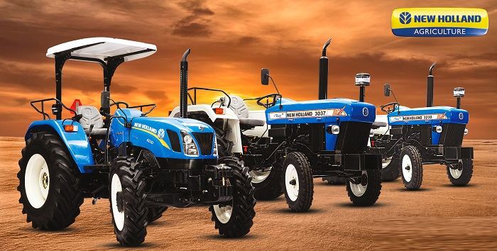 New holland tractor, Major Components of The New Holland Tractor