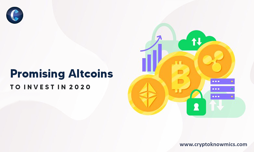 Promising altcoins, Promising Altcoins To Invest In 2020