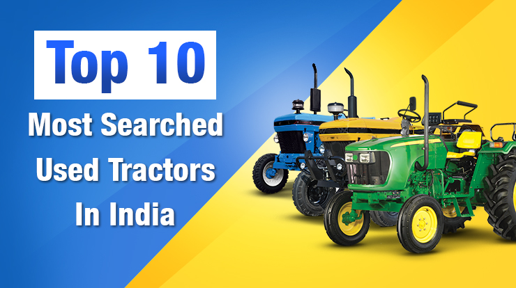 Top 10 Best Second-Hand Tractor Under 1 lakh